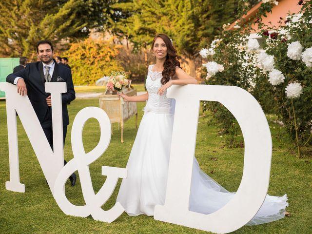 El matrimonio de Diva y Nicolás en San Vicente, Cachapoal 6
