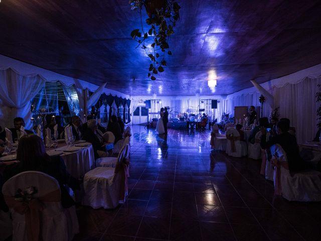 El matrimonio de Diva y Nicolás en San Vicente, Cachapoal 9