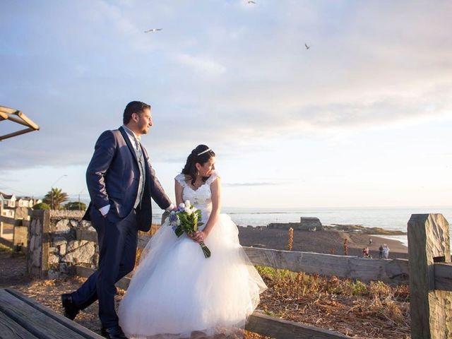 El matrimonio de Gloria y Nicolás