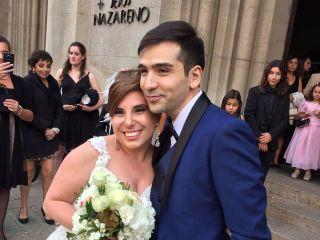 El matrimonio de Susana Paz  y Juan Pablo