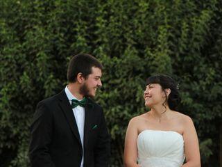 El matrimonio de Sara y Sebastián