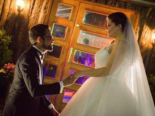 El matrimonio de Catalina y Esteban 1