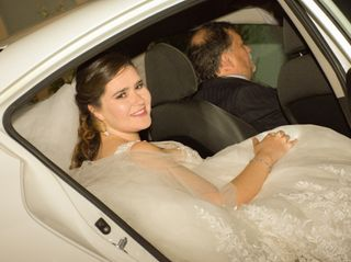 El matrimonio de Catalina y Esteban 3