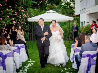 El matrimonio de Carolina y Alberto