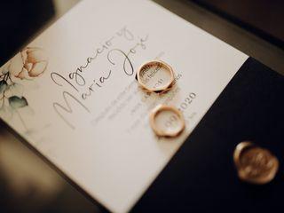 El matrimonio de María José y Ignacio 1