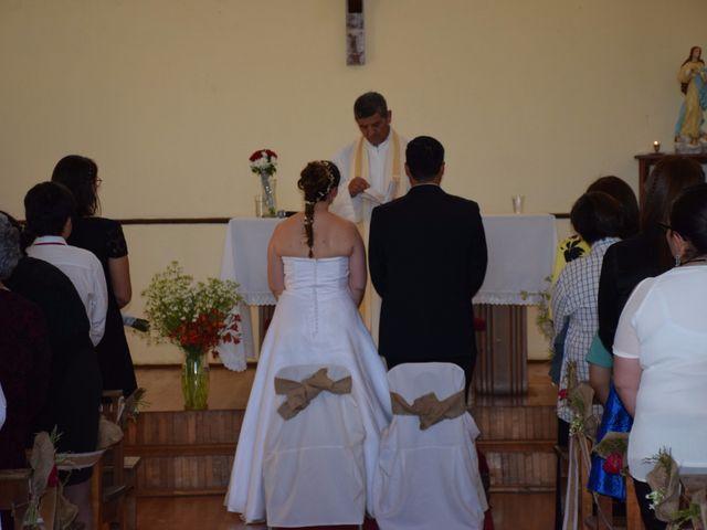 El matrimonio de Alejandro  y Alejandra  en Hualañé, Curicó 2