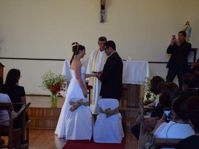 El matrimonio de Alejandro  y Alejandra  en Hualañé, Curicó 3
