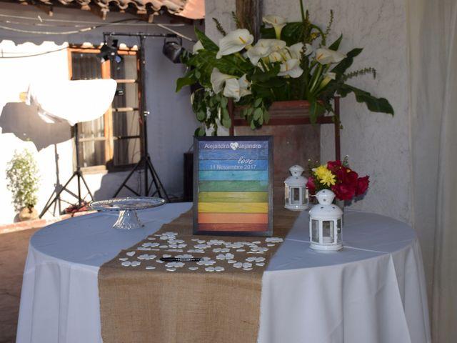 El matrimonio de Alejandro  y Alejandra  en Hualañé, Curicó 4