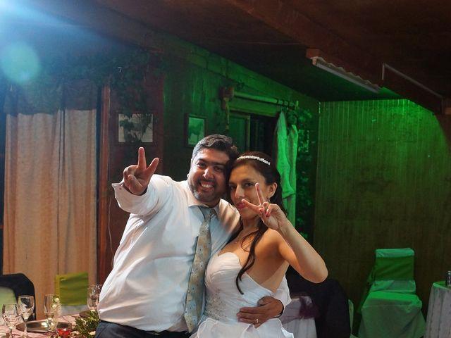 El matrimonio de Cristian y Maira