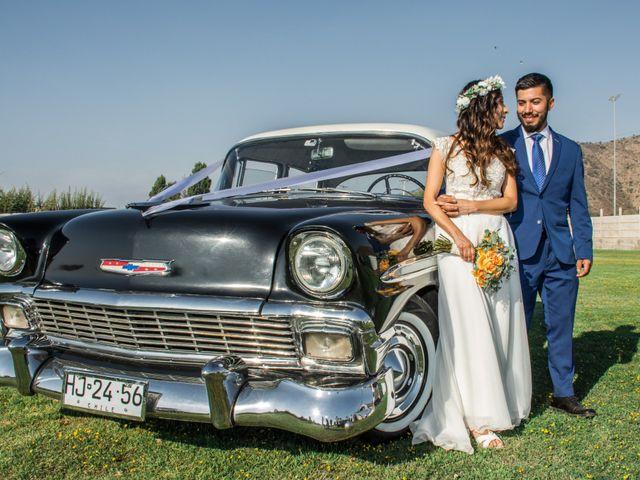 El matrimonio de Jazmín y Jorge