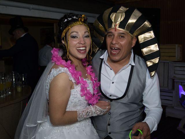 El matrimonio de Lisete y Eduardo