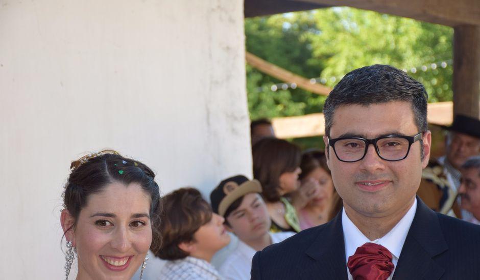 El matrimonio de Alejandro  y Alejandra  en Hualañé, Curicó