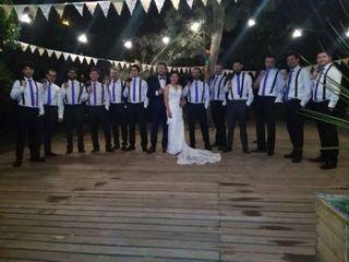 El matrimonio de Cristian y Pilar 2