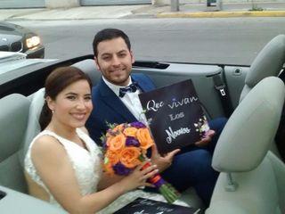 El matrimonio de Cristian y Pilar
