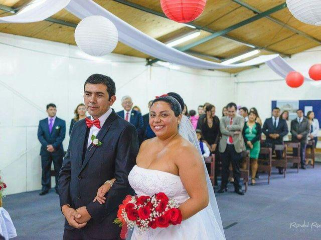 El matrimonio de Nidia  y Gonzalo