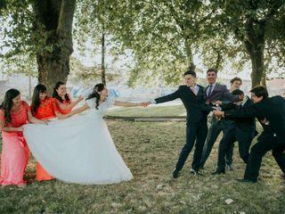 El matrimonio de Juan Carlos y Rocío Macarenna  3