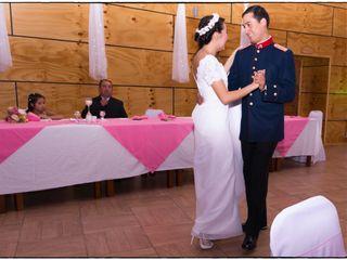 El matrimonio de Yosselin  y Saúl   3