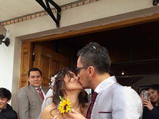 El matrimonio de Rachel y Juan Pablo 2
