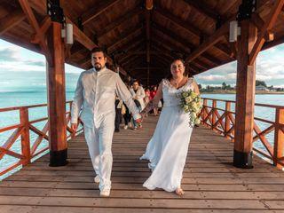 El matrimonio de Nicole  y Francisco  1