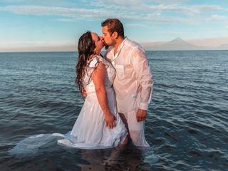 El matrimonio de Nicole  y Francisco
