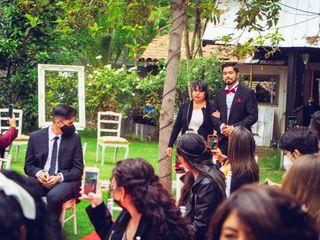 El matrimonio de Fernando y Karen 3
