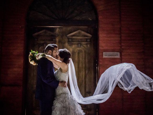 El matrimonio de Felipe y Damarys en Huechuraba, Santiago 2