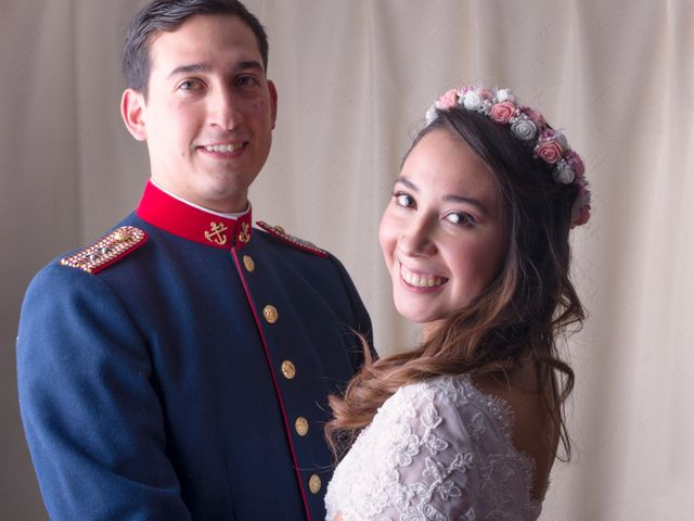 El matrimonio de Yosselin  y Saúl