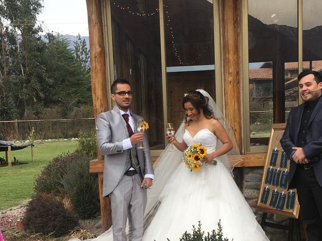 El matrimonio de Rachel y Juan Pablo