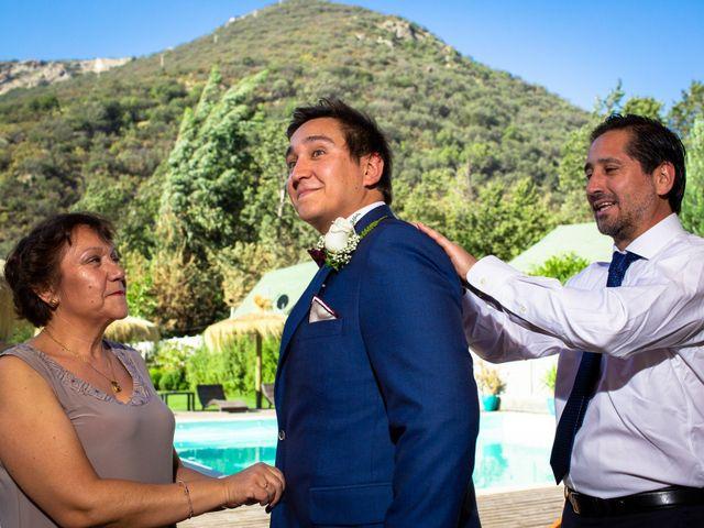 El matrimonio de Felipe y Daniela en Santiago, Santiago 16