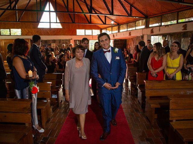 El matrimonio de Felipe y Daniela en Santiago, Santiago 24