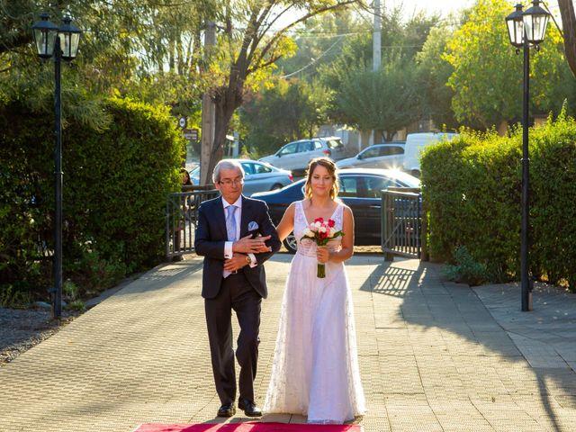 El matrimonio de Felipe y Daniela en Santiago, Santiago 25