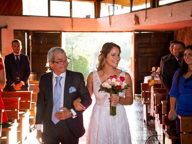 El matrimonio de Felipe y Daniela en Santiago, Santiago 26
