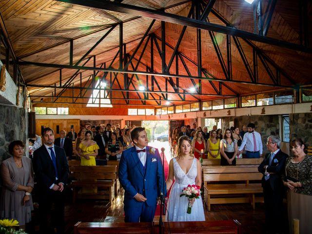 El matrimonio de Felipe y Daniela en Santiago, Santiago 29