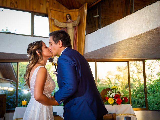 El matrimonio de Felipe y Daniela en Santiago, Santiago 31