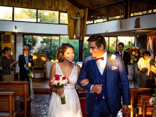 El matrimonio de Felipe y Daniela en Santiago, Santiago 32