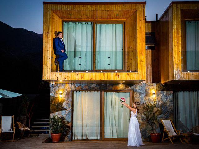 El matrimonio de Felipe y Daniela en Santiago, Santiago 37