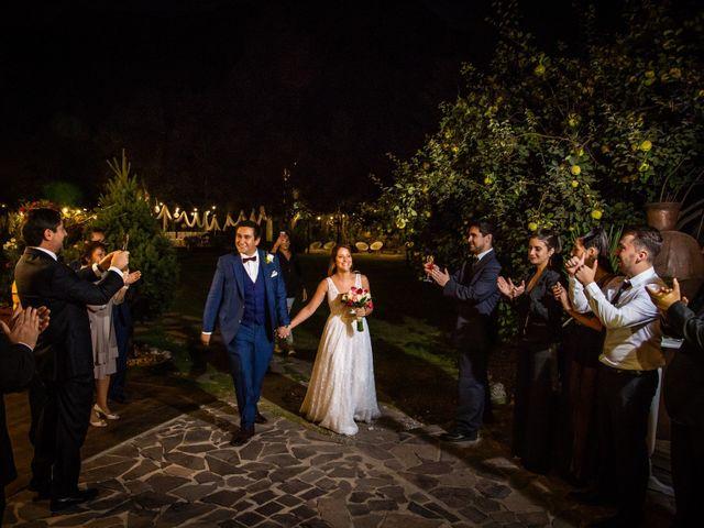 El matrimonio de Felipe y Daniela en Santiago, Santiago 39