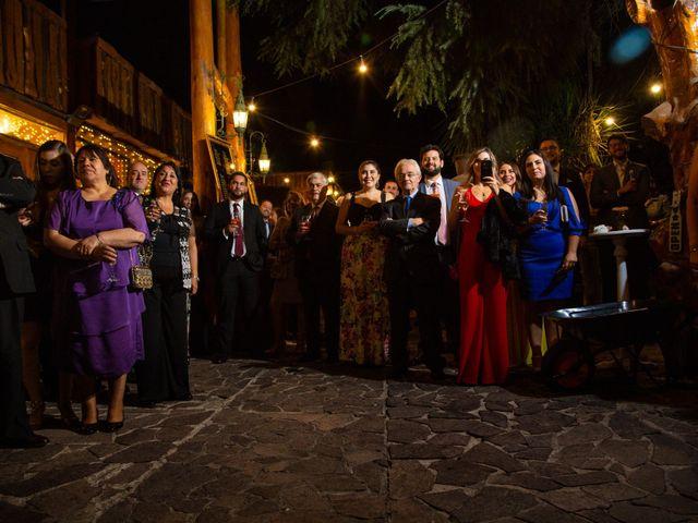 El matrimonio de Felipe y Daniela en Santiago, Santiago 41