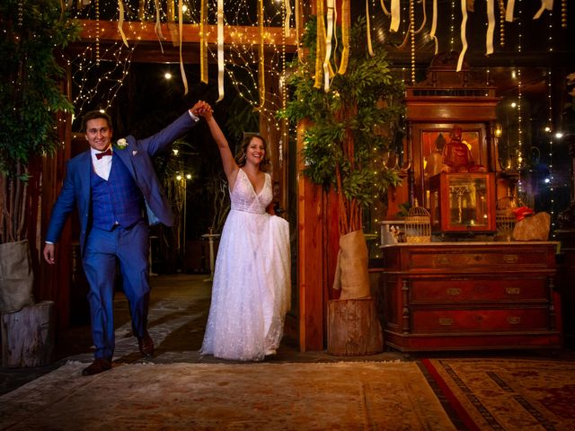 El matrimonio de Felipe y Daniela en Santiago, Santiago 45