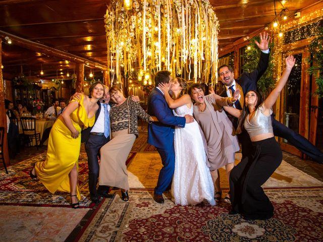 El matrimonio de Felipe y Daniela en Santiago, Santiago 46