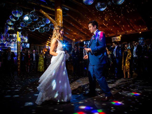 El matrimonio de Felipe y Daniela en Santiago, Santiago 47