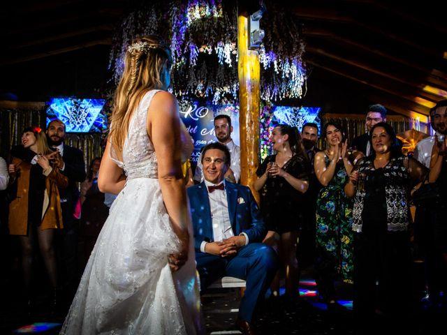 El matrimonio de Felipe y Daniela en Santiago, Santiago 55