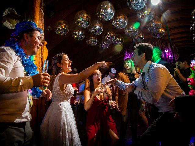 El matrimonio de Felipe y Daniela en Santiago, Santiago 64