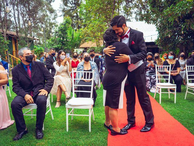 El matrimonio de Karen y Fernando en Maipú, Santiago 6