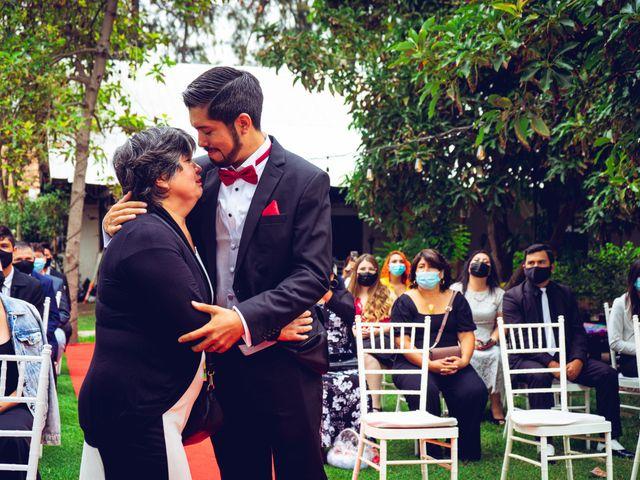 El matrimonio de Karen y Fernando en Maipú, Santiago 7