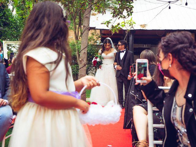 El matrimonio de Karen y Fernando en Maipú, Santiago 11