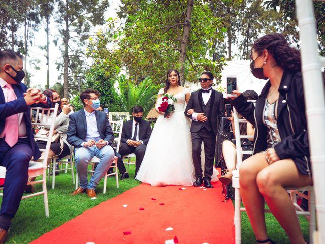 El matrimonio de Karen y Fernando en Maipú, Santiago 12