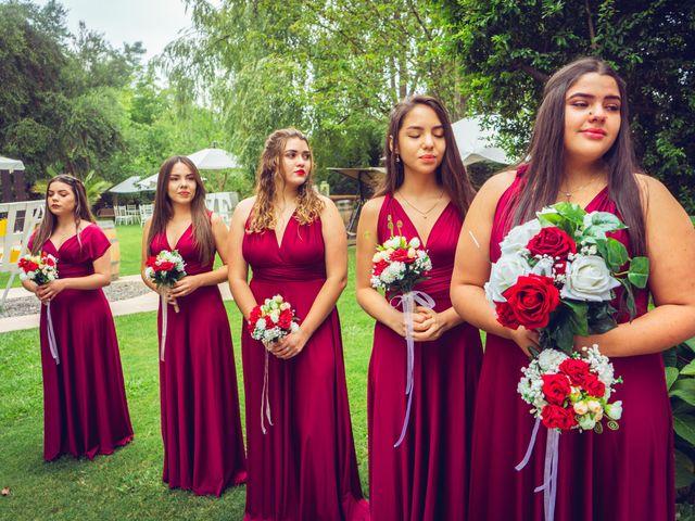 El matrimonio de Karen y Fernando en Maipú, Santiago 14