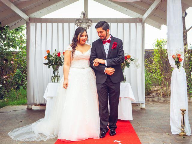 El matrimonio de Karen y Fernando en Maipú, Santiago 16