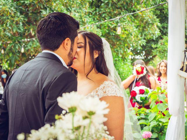 El matrimonio de Fernando y Karen